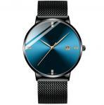 Quality Fashion Quartz Mens Watches Top Brand Luxury Quartz Watch Male Simple Clock Stainless Steel Waterproof Wristwatch for sale