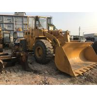 Quality New Paint Used CAT Loaders , 966C Caterpillar Front End LoaderCAT 3306 Engine for sale