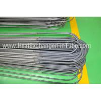 Buy cheap A213 T11 / T22 Seamless Alloy Steel Heat Exchanger U Tube Bundle product