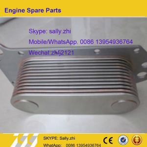 Quality sdlg  Oil Cooler Core C3974815 , 4110000081018, DCEC engine  parts for DCEC 6BT5.9 Diesel Engine for sale