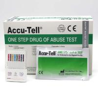 Quality Accu-Tell® Multi-Drug Fast-Dip Rapid Test Panel (Urine) for sale