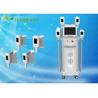 Quality CE / FDA approved 4 cryo handles weight loss fat reduction cool fat freeze sculpting cryolipolysis machine price for sale