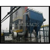 Quality Bag Filter Long Bag Pulse Jet Dust Collector Equipment For Chemical Industry / Asphlat mixing / Waste incinerator for sale
