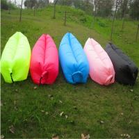 Buy cheap Inflatable Outdoor Leisure Equipment 260cm X 70cm Nylon Ripstop Sleeping Bag product