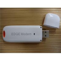 Quality High Speed wireless 3g edge modem dongle connector Supports Windows 2000 for sale