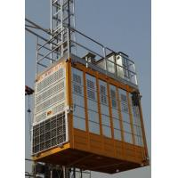 Quality 2 Tons Payload Building Site Hoist VFC Motor SC200/200 Easy Installation Maintenance for sale