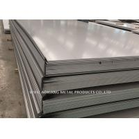 Quality 300 Series Stainless Steel Sheets / Hot Rolled Steel Coil Alloy Steel 3MM - 100MM for sale