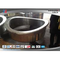 Buy cheap Large Scale Forging Stainless Steel Weld Neck Flanges Rough Machining product