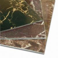 Buy Aluminum Composite Panel with Excellent Surface Flatness and Smoothness at wholesale prices