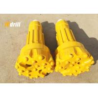 Down The Hole DTH Drilling Tools , 8'' Hole Drill Bits For Rock Blasting
