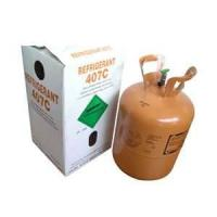 China Industrial Mixed Refrigerant Gas R407C with 99.8% Purity Cas 4458-88-9 on sale