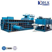 China Capacity 6-12 Bales Per Hour High Density Color Customized Y81QF-250 Hydraulic Metal Press Machine on sale