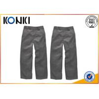 Quality Popular Long Mens White Trousers / Pants With Any Sizes Your Choice for sale