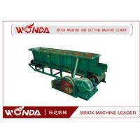 Quality Belt Type Clay Box Feeder Steel Ploy Material YGD1000×3000 For Brick Making Industry for sale