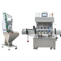 Quality AT - GX - 4Y Bottle Filling And Capping Machine , Automatic Liquid Filling Machine for sale