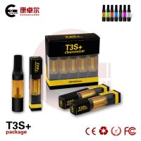 Quality EGO Clearomizer Starter Kit With Electronic Cigarette Tank EGO-T3 Rebuildable T3 Vaperizer 3.0ml for sale