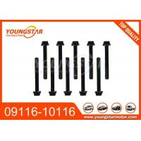 Buy cheap Steel OEM 09116-10116 Cylinder Head Bolt Set For SUZUKI F10A Engine from wholesalers