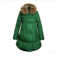 China New design winter pregnancy clothing high quality green maternity coat jacket on sale