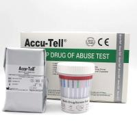 Quality Accu-Tell® Multi-Drug Rapid Test Urine Cup without Lock for sale