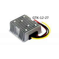 Quality 12V To 27V 5A DC DC Power Supply / 12V Rise 27V 5A Power Converter 4A3A2A General for sale