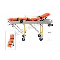Buy cheap Wheel Chair Ambulance Stretcher product