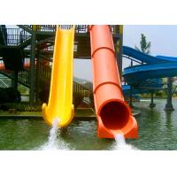 Quality Kids Pipe Water Slide Water Playground Equipment Strong Reception Ability for sale