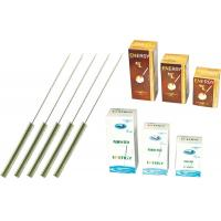 Quality Polished Sterile Stainless Steel Acupuncture Needle For Treatment for sale