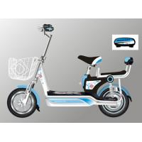 Quality High Convenience Electric Scooter With Seat , E Bike Scooter Strengthened Frame for sale