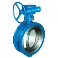 Quality Triple Eccentric Metal Seated API609 Butterfly Valve Metal To Metal Seal Full Metal Construction for sale