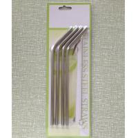 Eco-Friendly Feature and LFGB,FDA,SGS Certification Stainless steel Straws