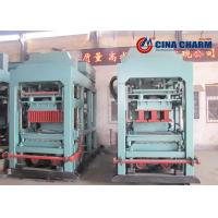 Quality Fully Automatic Concrete Hollow Block Machine With 26 Seconds Cycle Time for sale