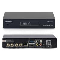 Buy cheap V8 Combo DVB-S2+DVB-T2 Satellite Receiver Box product
