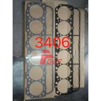 China CAT3406 3408 3412 Overhaul Gasket Kit With Excavator Valve Cover Gasket on sale