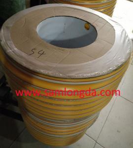 Superflex Yellow Air Hose ,Spray Hose, PVC Hose, Toyox quality, Sizes ID10*OD16mm, paper reel packing