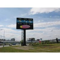 Quality p20V 2R1G1B DIP Street Programmale Outdoor LED Signs For Images And Graphics for sale