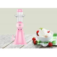 Quality Lightweight Hand Ice Cream Maker Household Pure Juice Extractor Easy Operate Type for sale