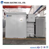 Quality 35 kv 2400 kva padmounted transformer with completely insulation for sale