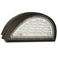 Quality Commercial Wall Pack Lights For Football Wall Lights , Aluminum Housing Bronze for sale