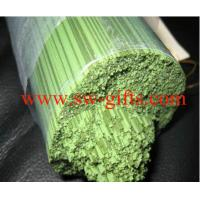 China Fire Proof PVC Pine Needle for Artificial Christmas Tree PVC and Pet Pine Needle on sale
