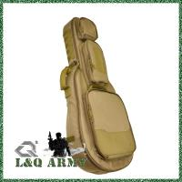 Quality Military Guitar-Shaped Padded Rifle Gun Bag for sale