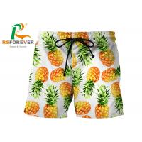 Quality Custom design your own men sexy board shorts,full printing mens swimming 24 inch board shorts for wholesale for sale