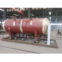 12m3 mobile skid mounted lpg propane gas filling station for sale, factory sale best price 6tons skid lpg gas plant