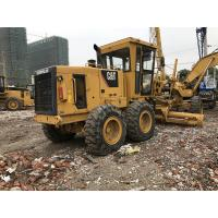 Quality 2014 Year Used Cat 140k Motor Grader Original Paint A/C 5 Shanks Ripper for sale