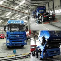Quality Tri-Ring 375HP 6x4 Tri-Ring Heavy Duty Tractor Truck for sale STQ4257L for sale