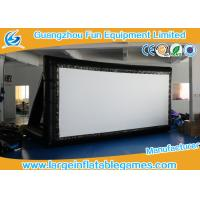 Quality Inflatable Moive Screen,Best Outdoor/ Indoor Projector Screen 2017 for sale