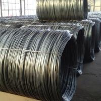 China SWRH82B SWRH70B Hot Rolled Steel Wire Rod For Construction Material on sale