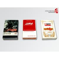 Quality Royal Brand Paper Print Poker Cards CMYK Color / Paper Game Cards for sale
