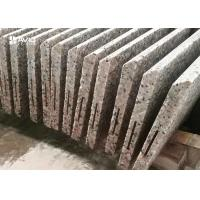 Quality Red Crabapple Granite Stone Tiles For Wall Cladding Weathering Resistance for sale