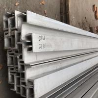 Buy ASTM GB 3# - 20# Stainless Steel Channel Bar / SS Channel Bar For Structure at wholesale prices