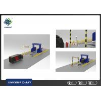 Buy cheap Low Radiation X - Ray Vehicle And Cargo Inspection System For Rail Transportatio from wholesalers